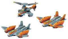 Monsterpocalypse - Strike Fighters Rocket Chopper - Unit Expansion