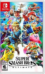 Super Smash Bros. Ultimate (SSB Ultimate)