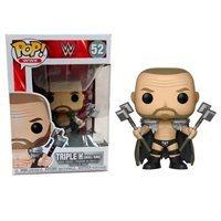 #52 Triple H Skull King - WWE