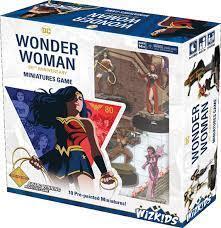 Wonder Woman 80th Anniversary - Miniatures Game