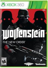 Wolfenstein - The New Order (Xbox 360)