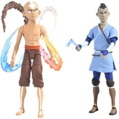 Avatar - The Last Airbender - Final Battle Aang Deluxe Figure