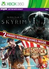Skyrim + Bioshock Infinite Bundle