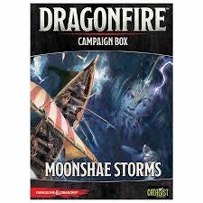 Dragonfire - Campaign Box - Moonshae Storms