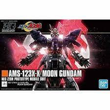 AMS 123 X X Moon Gundam