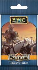 Epic Card Game - Epic Pantheon Elder Gods - Riksis vs Tarken