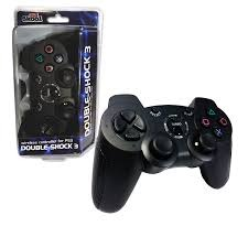 Playstation 3 (PS3): Double Shock Controller - Wireless