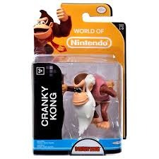 World of Nintendo - Cranky Kong