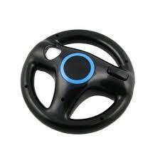 Nintendo Wii - Wii Wheel - Black
