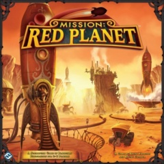 Mission: Red Planet (2015 FFG Version) (In Store Sales Only)