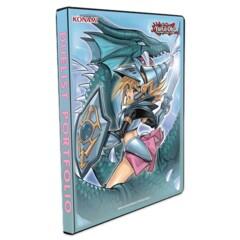 Dark Magician Girl the Dragon Knight Binder