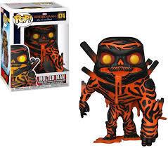 #474 Spider Man - Molten Man