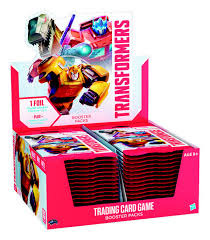 Transformers TCG Season 1 Booster Box