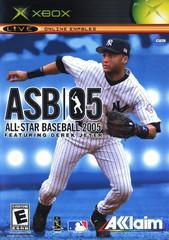 All-Star Baseball 2005 - Featuring Derek Jeter