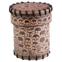 Dice Cup - Skulls