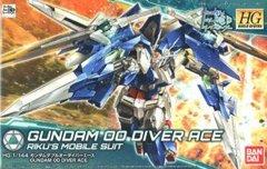 High Grade - Gundam 00 Diver Ace - Riku's Mobile Suit