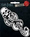 Harry Potter - Death Mark - Vinyl Sticker