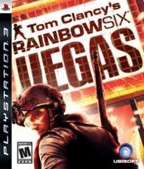 Rainbow Six Vegas, Tom Clancy