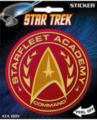 Star Fleet Academy - Vinyl Sticker
