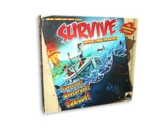 Survive: Escape from Atlantis 30th Anniversary Edition