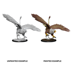 D&D - Nolzur's Marvelous Unpainted Miniatures - Diving Griffon