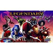 Legendary DBG - Civil War Expansion