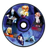 Alundra - Cast Disc Art