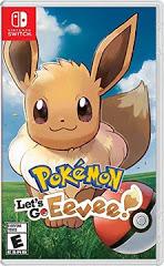 Pokemon - Let's Go Eevee