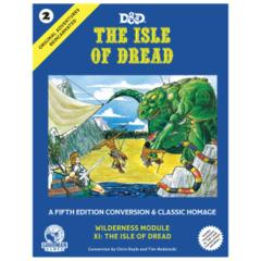 5th Edition - Original Adventures Reincarnated #2 - The Isle of Dread