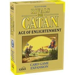 Rivals of Catan - Age of Enlightenment