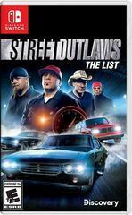 Street Outlaws - The List