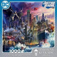 Puzzle - 1000 Piece - Showdown at Gotham