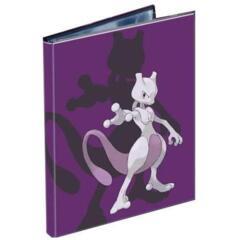 4-Pocket Mewtwo Binder