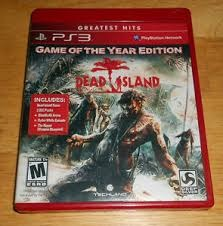 Dead Island - Game of the Year, Greatest Hits Edition (Playstation 3)