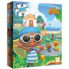 Animal Crossing - New Horizons Summer Fun - 1000 Piece Puzzle