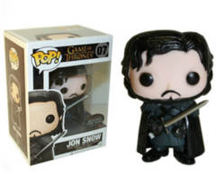 #07 Game of Thrones - Jon Snow (Beyond the Wall Exclusive)