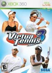 Virtua Tennis 3 (Xbox 360)