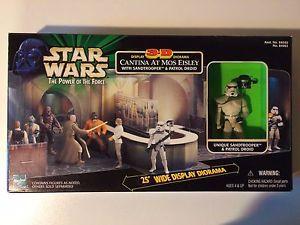 Cantina at Mos Eisley - Sandtrooper + Patrol Droid (Star Wars)