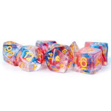 7 Count 16mm - Cosmic Carnival
