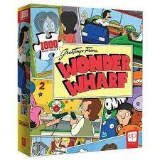 Bob's Burgers - 1000 Piece - Wonder Warf