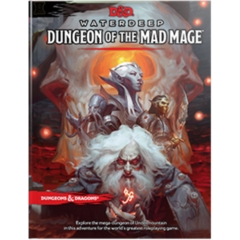 5th Edition - Waterdeep - Dungeon of the Mad Mage