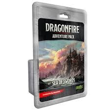 Dungeon's and Dragons: Dragonfire - Adventure Pack - Sea of Swords