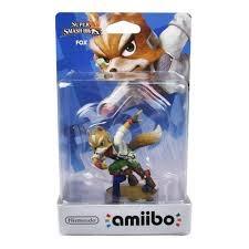 Fox - Star Fox Zero - Amiibo (Nintendo)