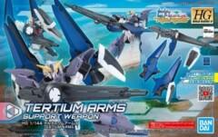 36 Tertium Arms Gundam Build Drivers