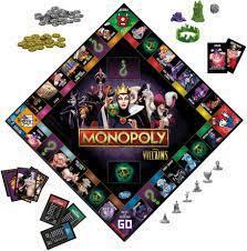 Monopoly - Disney Villains