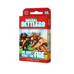 Imperial Settlers - We Didn't Start The Fire