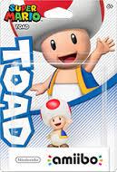 Toad - Super Mario - Amiibo (Nintendo)