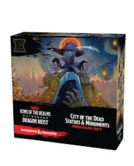 Icons of the Realms - Water Deep - Dragon Heist - City of the Dead Statues & Monuments