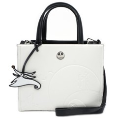 Loungefly NBC Embossed Satchel