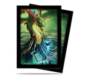 Ultra Pro Small DP Quetzalcoatl Sleeves 60 ct
